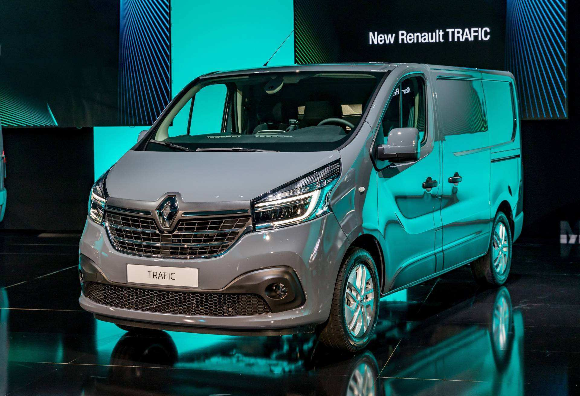 47 The 2019 Renault Trafic Spesification