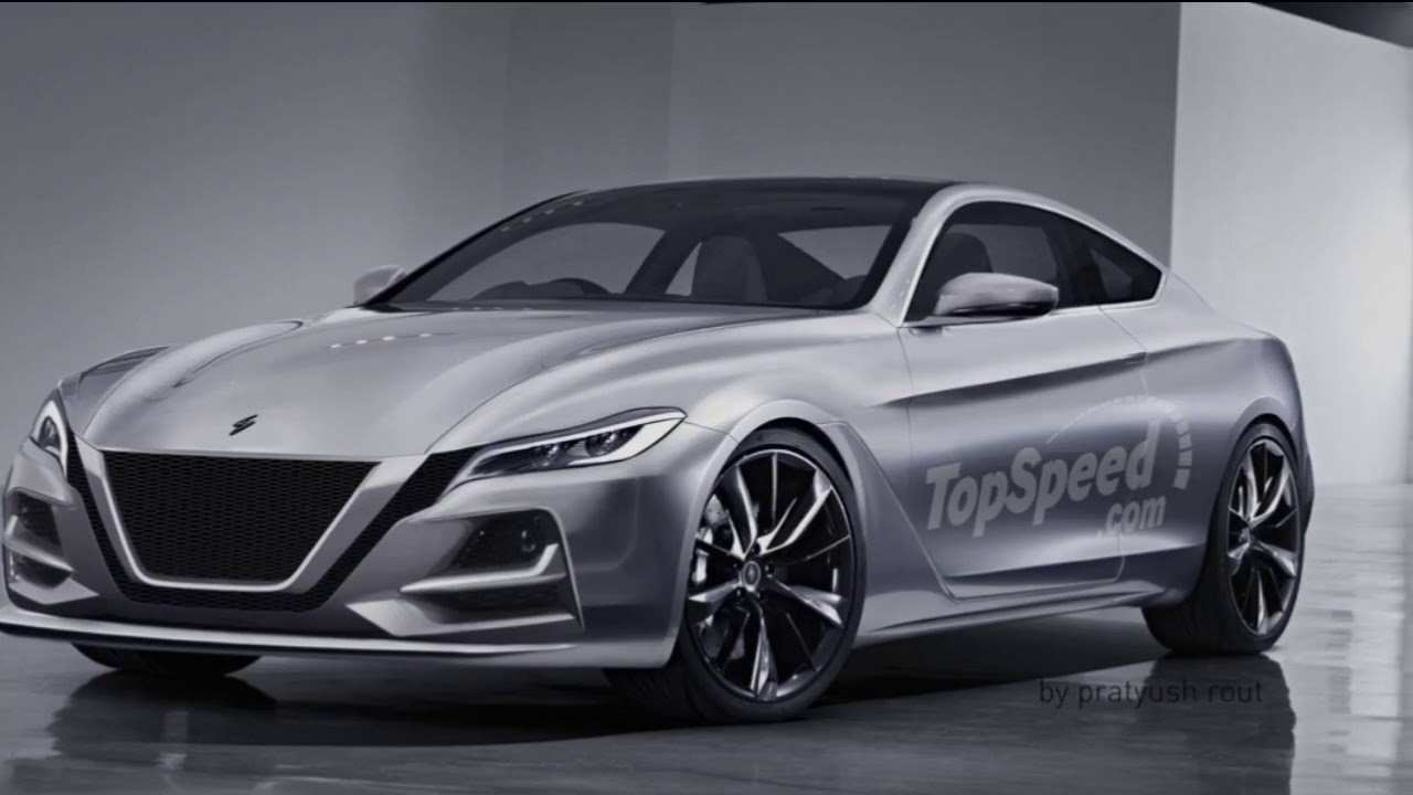 47 The 2019 The Nissan Silvia Model