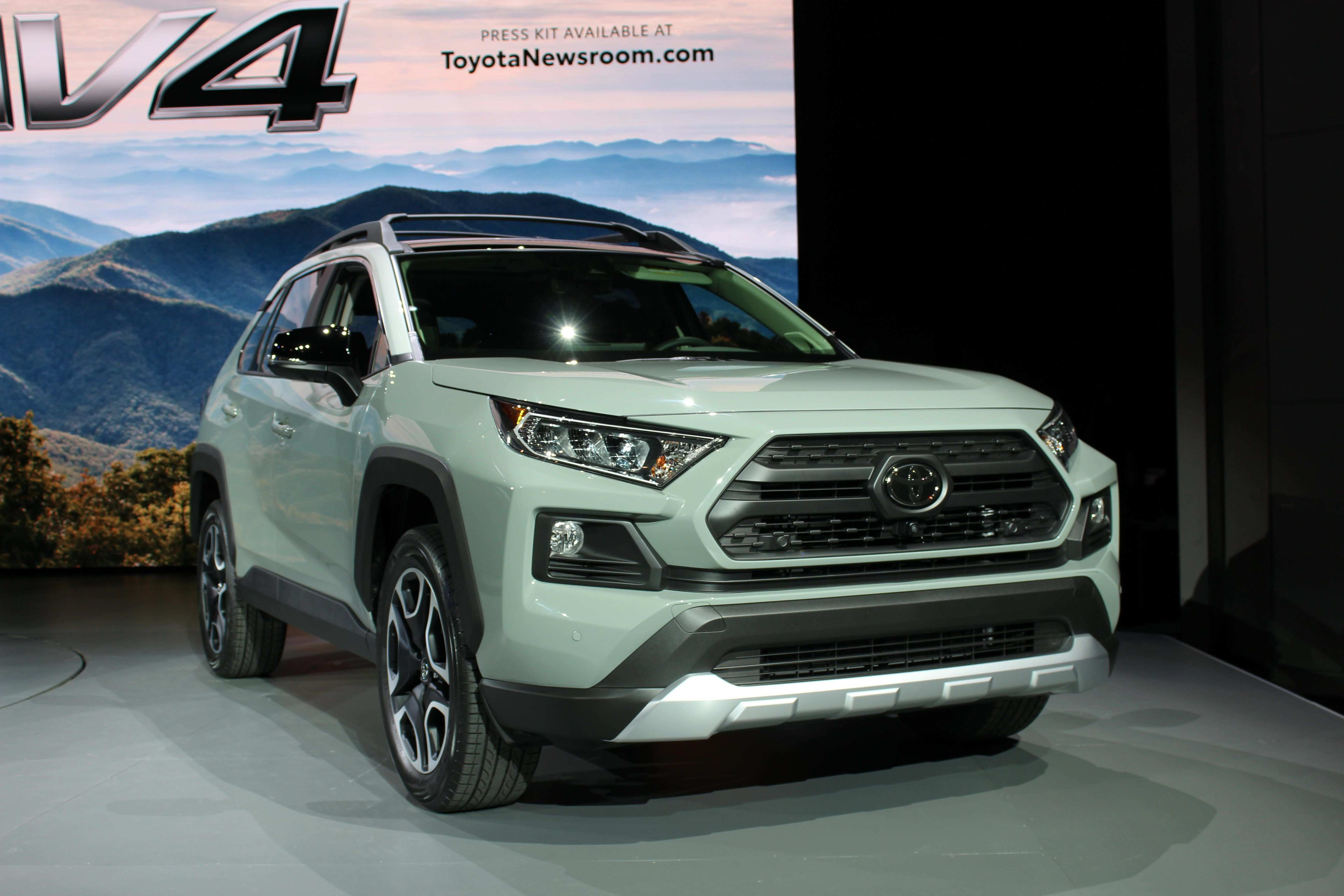47 The 2019 Toyota Lineup Model