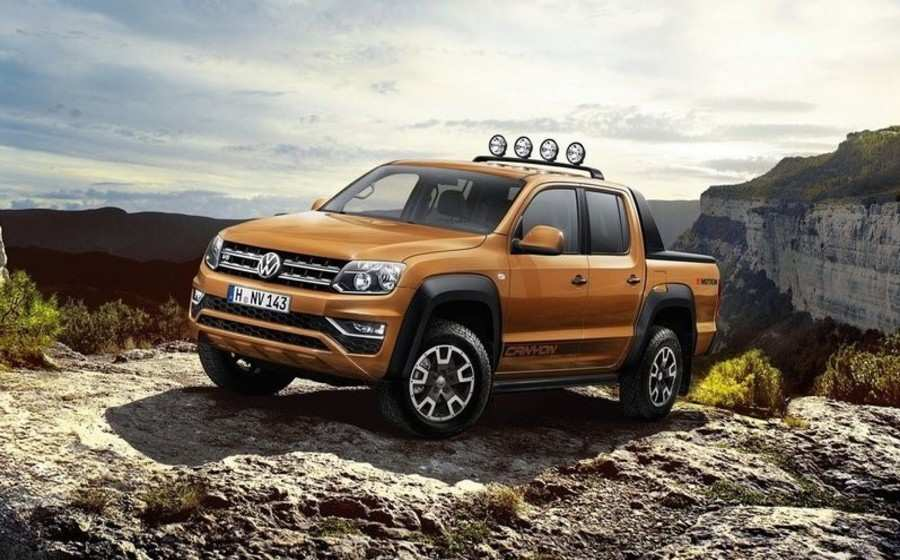 47 The 2019 VW Amarok Style