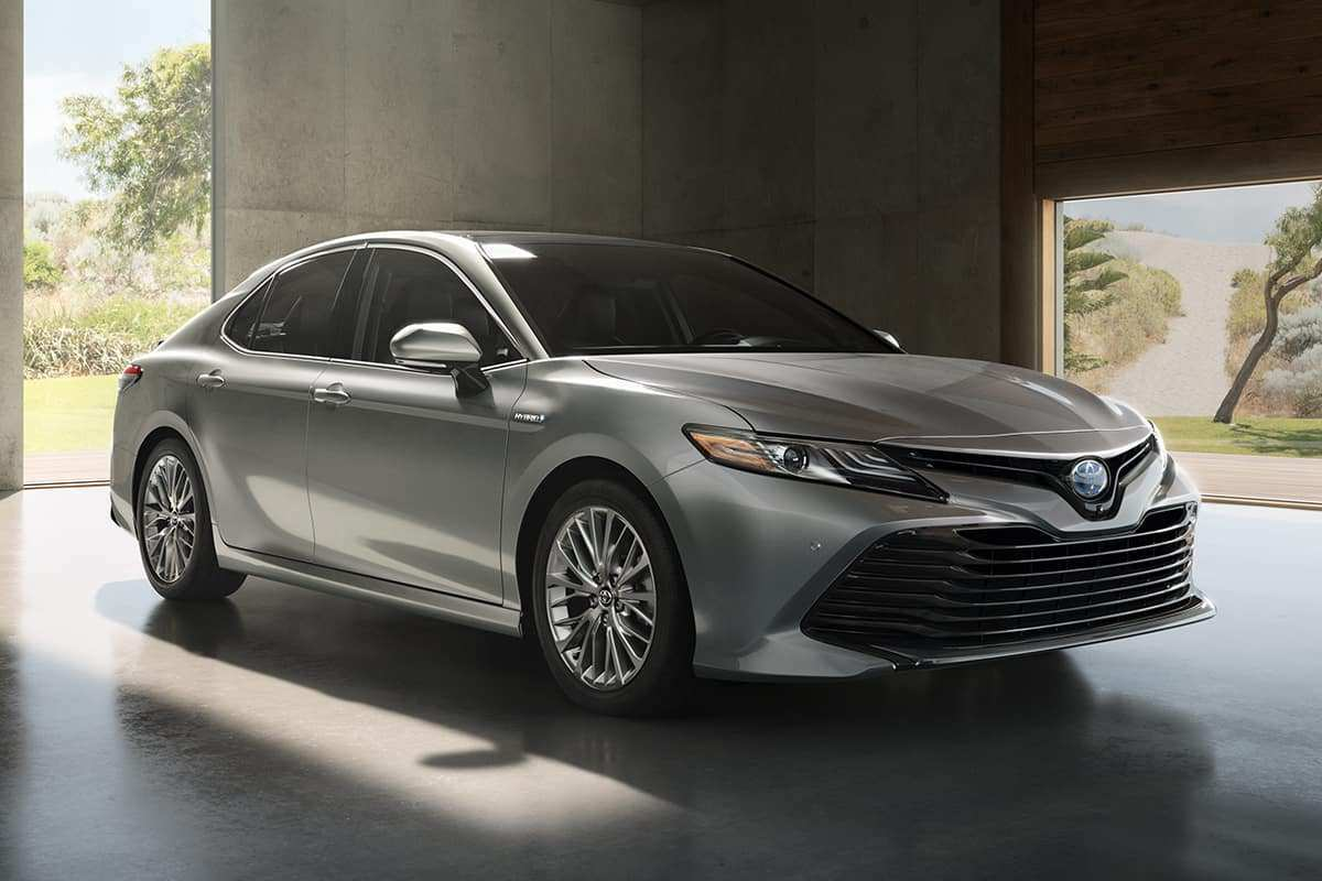 47 The 2020 All Toyota Camry Configurations
