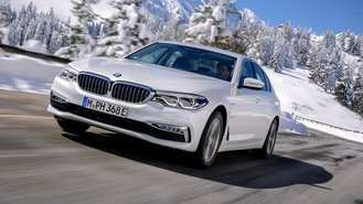 47 The 2020 BMW 5 Series Picture