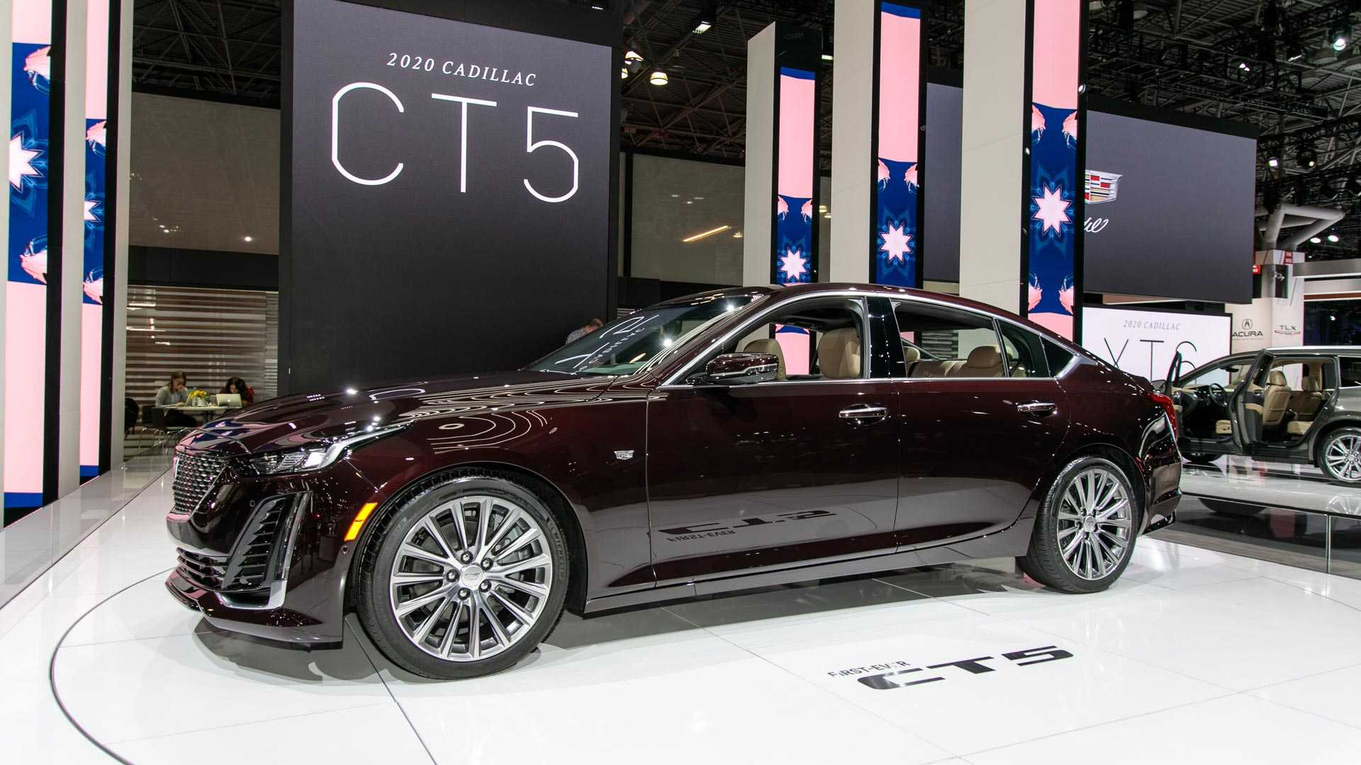 47 The 2020 Cadillac Ct5 V Review