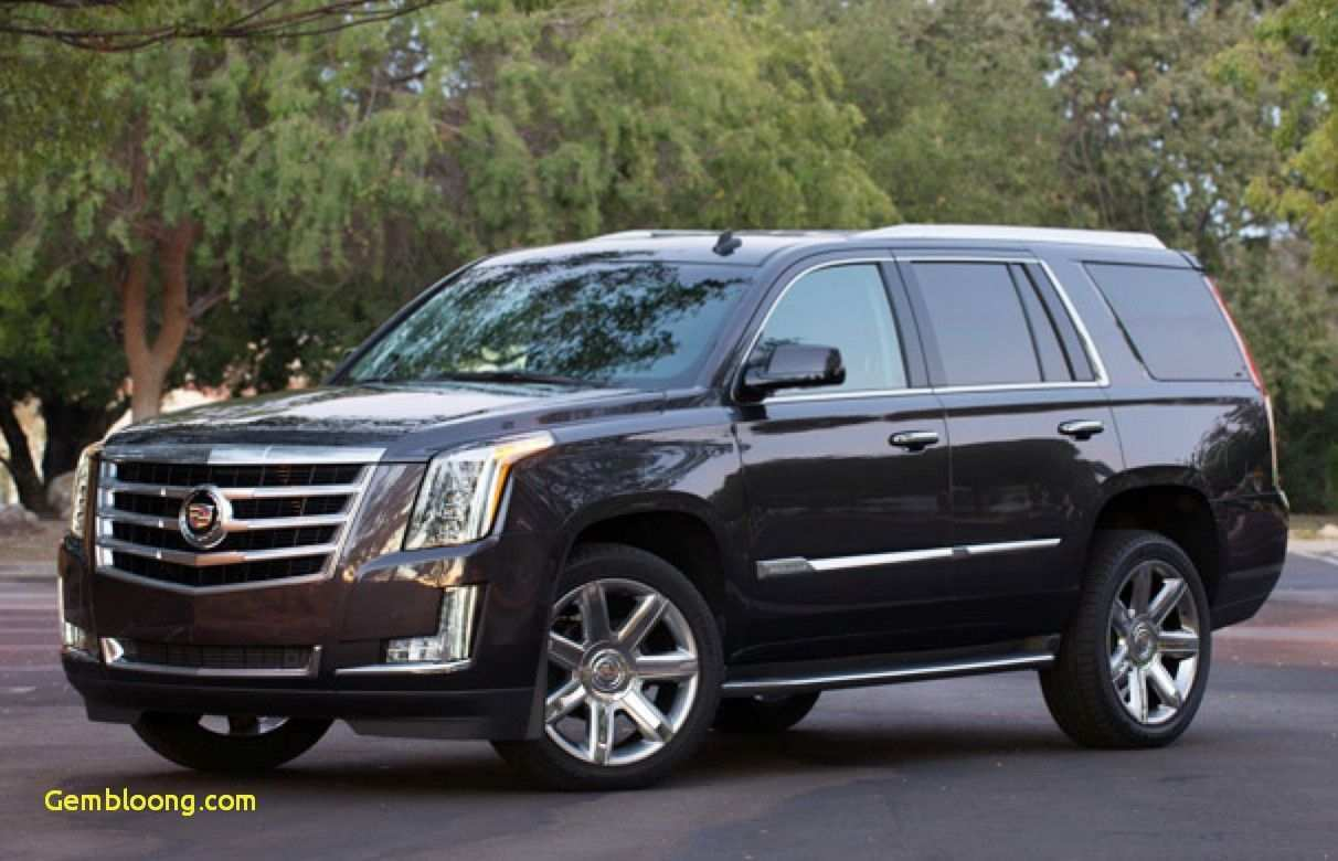 47 The 2020 Cadillac Escalade V Ext Esv New Review