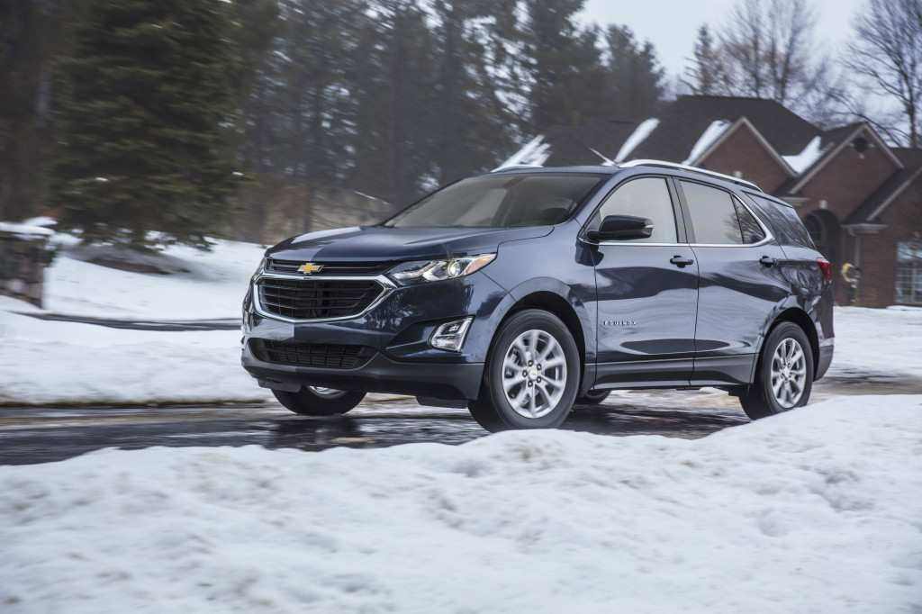 47 The 2020 Chevrolet Equinox Interior