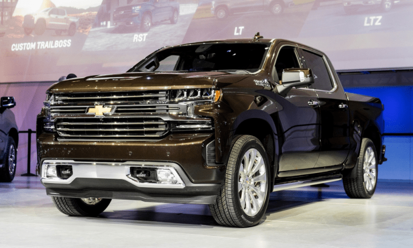 47 The 2020 Chevy Avalanche Exterior And Interior
