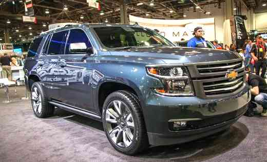 47 The 2020 Chevy Suburban Pictures