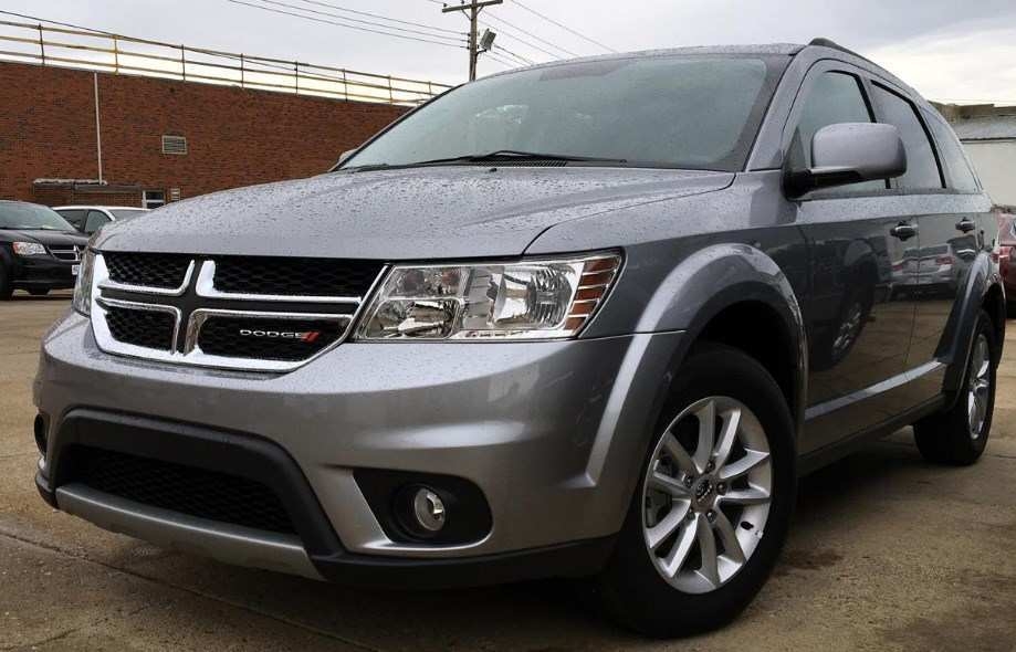 47 The 2020 Dodge Journey Redesign and Review