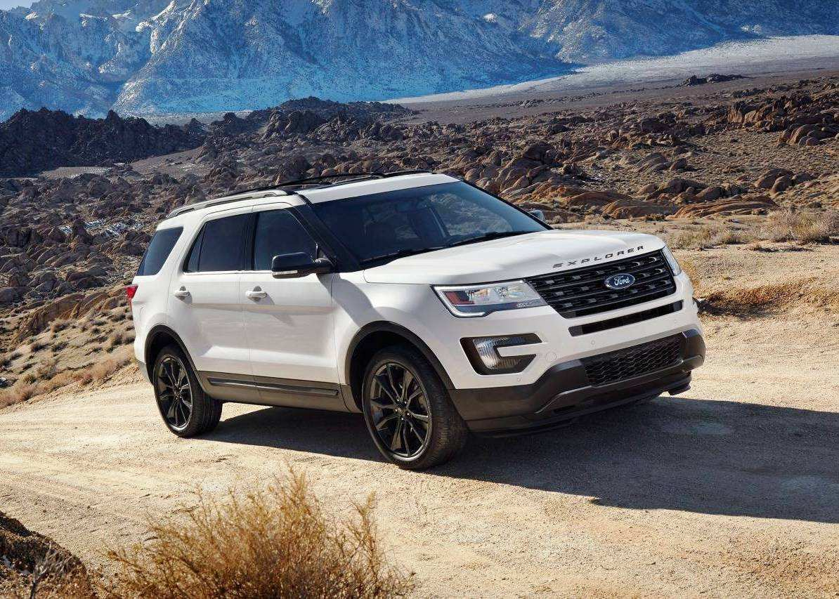 47 The 2020 Ford Explorer Sports Redesign And Review