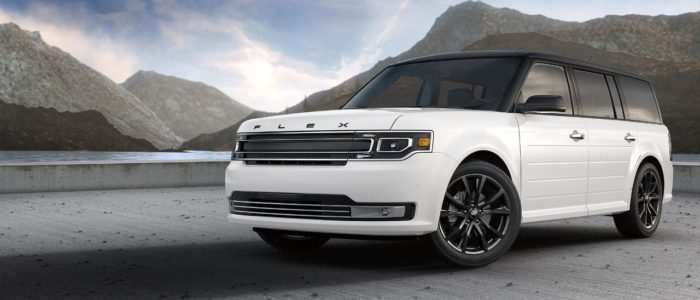 47 The 2020 Ford Flex S Speed Test