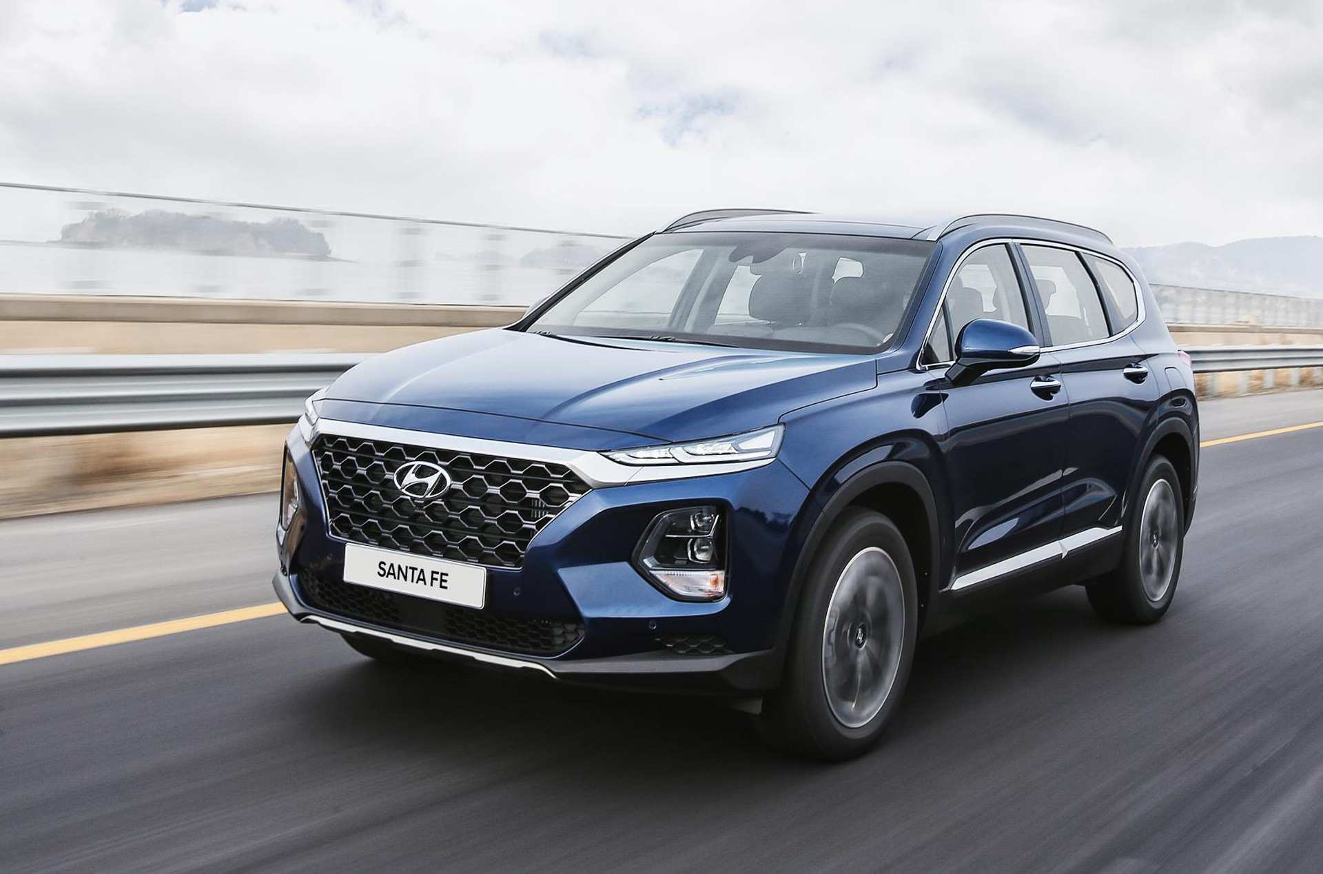 47 The 2020 Hyundai Santa Fe Sport Ratings