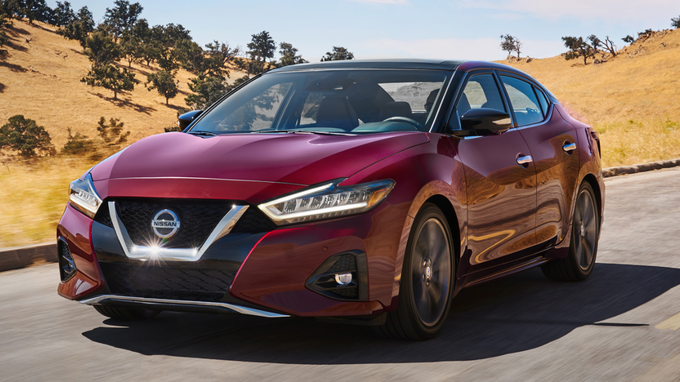 47 The 2020 Nissan Maxima Images