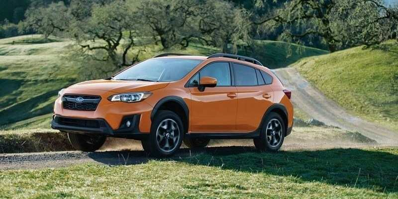 47 The 2020 Subaru Crosstrek Pictures