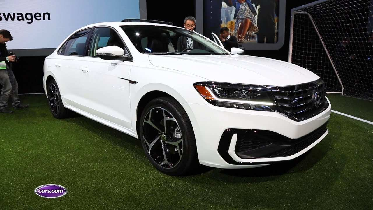 47 The 2020 Volkswagen Passat Wallpaper