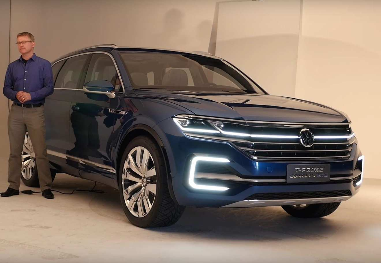 47 The 2020 Volkswagen Touareg Release