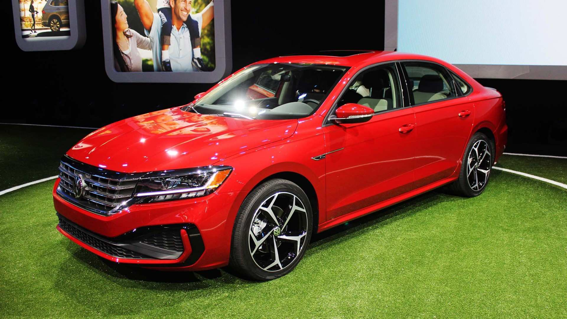 47 The 2020 Vw Passat Performance And New Engine