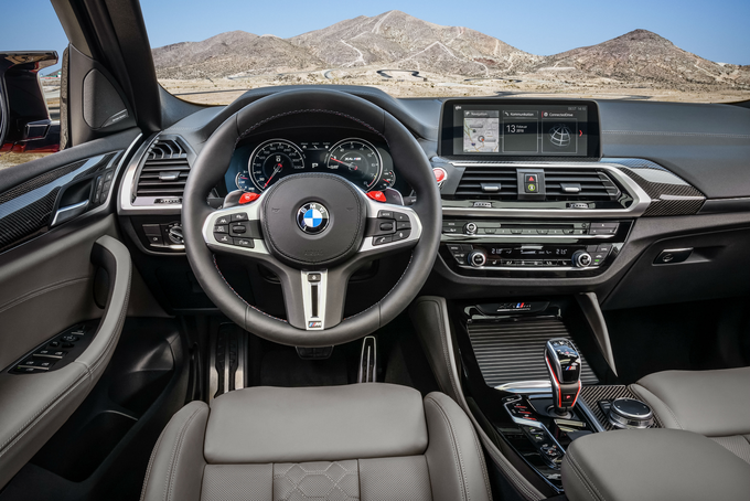 47 The BMW X4 2020 Picture