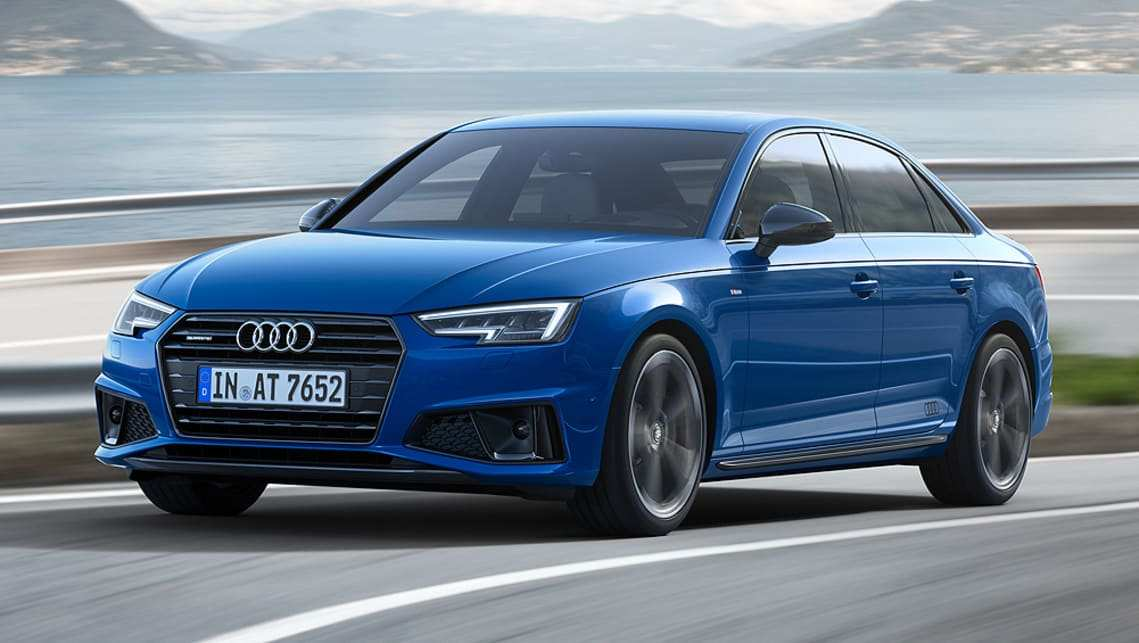 47 The Best 2019 Audi A4 Wallpaper