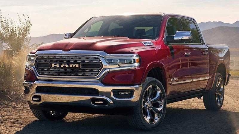 47 The Best 2019 Dodge Ram 1500 Spesification