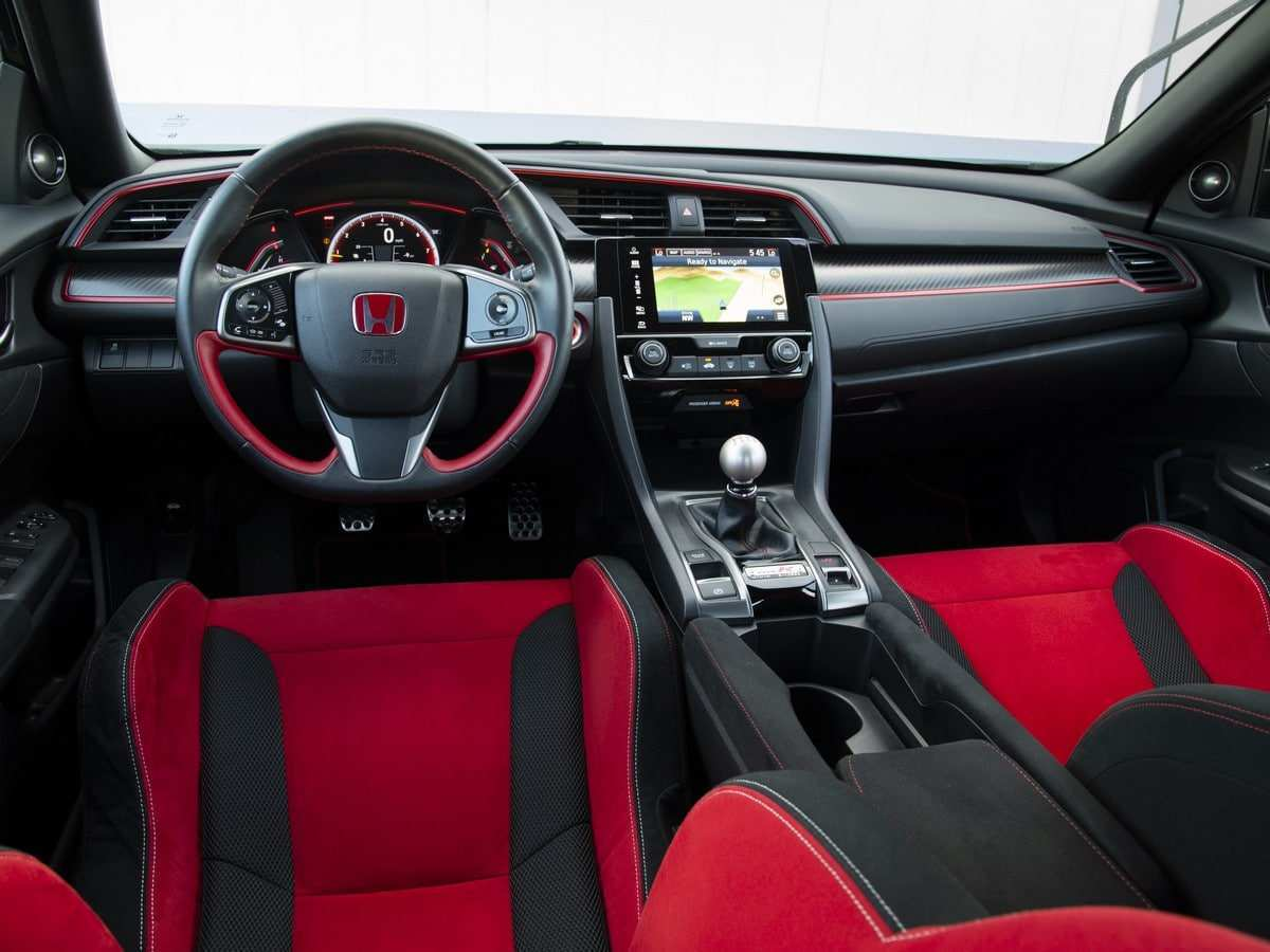 47 The Best 2019 Honda Civic Type R New Concept