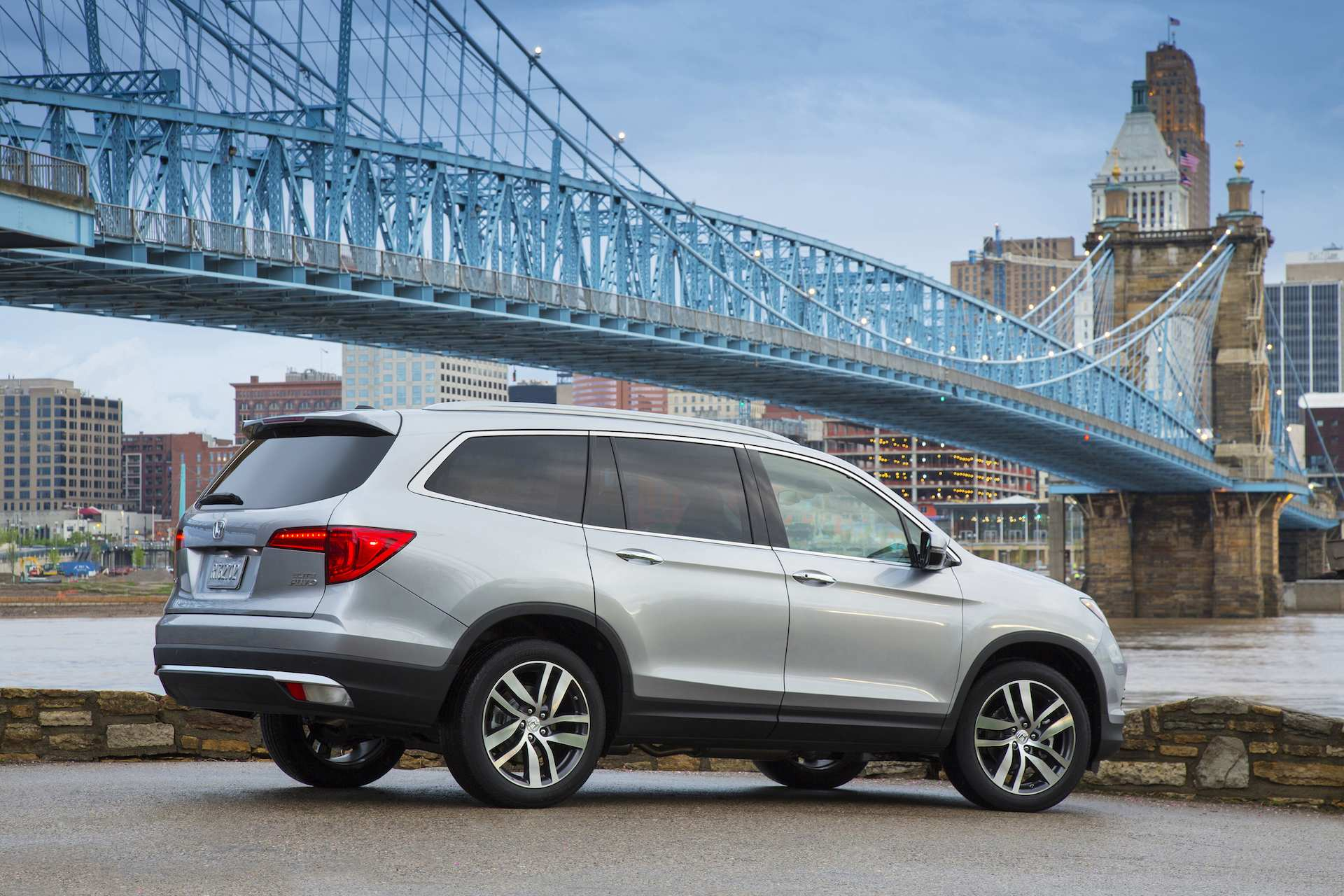 47 The Best 2019 Honda Pilot Spy Photos Redesign
