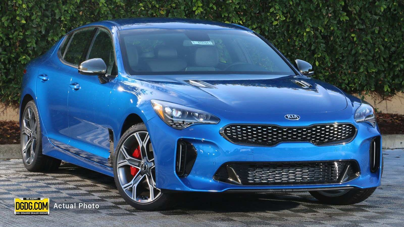 47 The Best 2019 Kia Gt Stinger New Concept