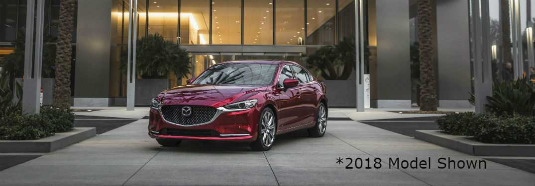 47 The Best 2019 Mazda 6 Turbo 0 60 New Review