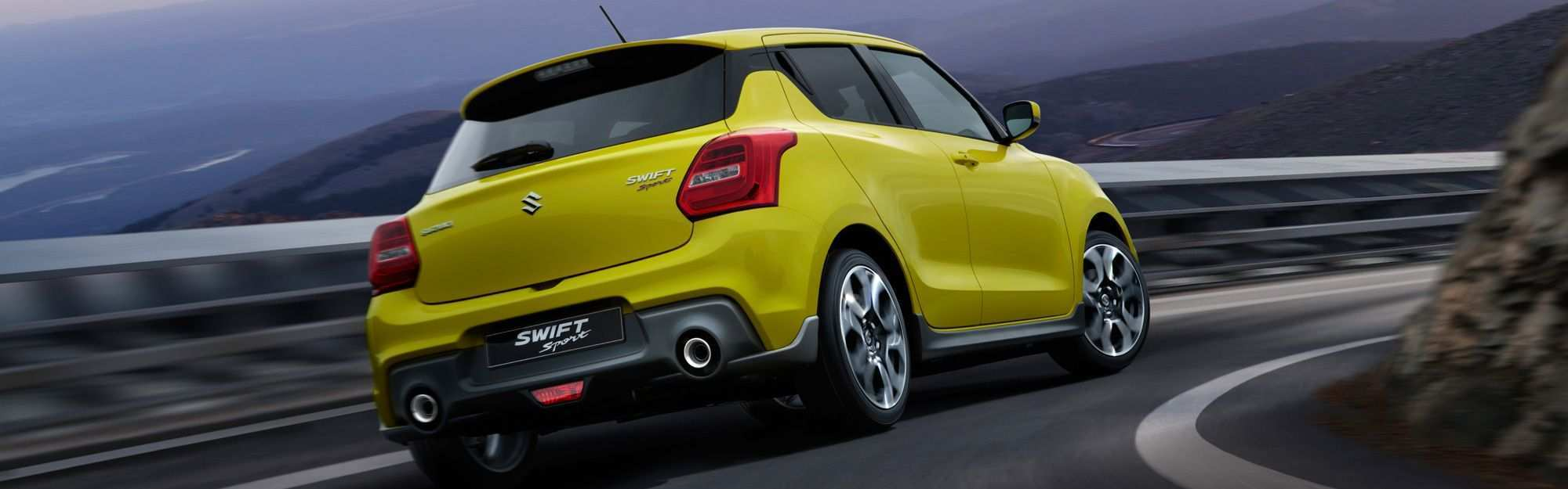 47 The Best 2019 New Suzuki Swift Sport New Concept