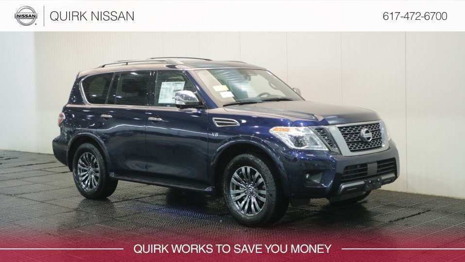 47 The Best 2019 Nissan Armada Performance And New Engine