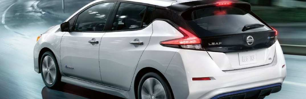47 The Best 2019 Nissan Leaf Price