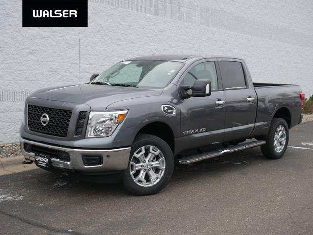 47 The Best 2019 Nissan Titan Xd Redesign And Review