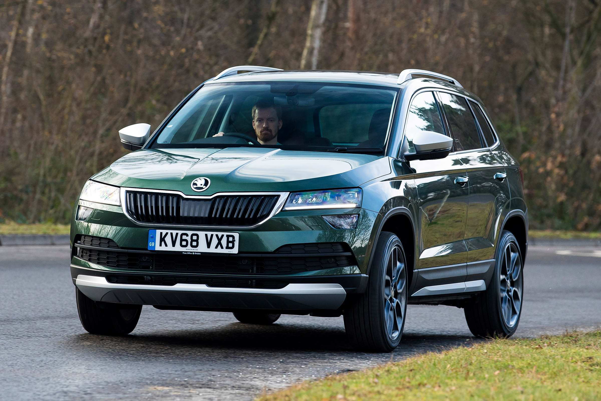 47 The Best 2019 Skoda Scout Redesign