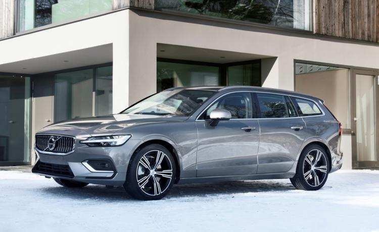 47 The Best 2019 Volvo Wagon New Model And Performance
