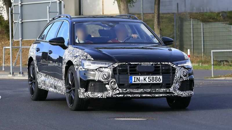 47 The Best 2020 Audi Allroad Model