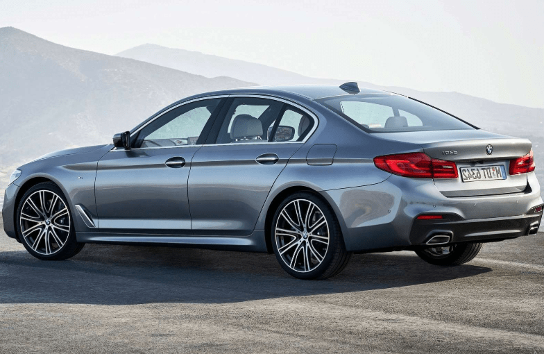 47 The Best 2020 BMW 5 Series Release Date Redesign And Review