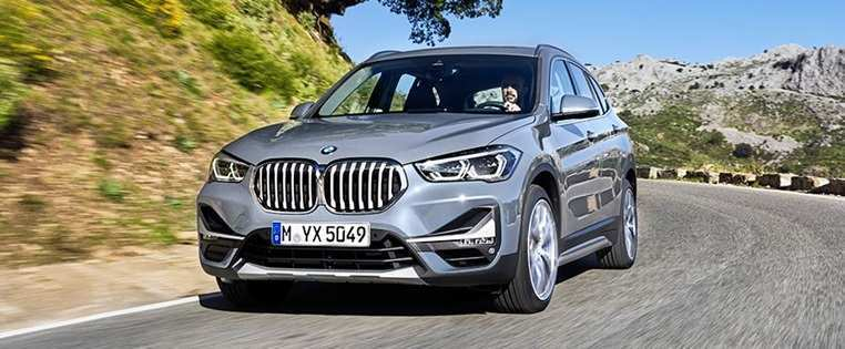 47 The Best 2020 BMW X1 New Concept