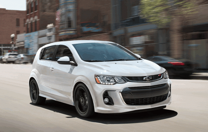 47 The Best 2020 Chevy Sonic Pictures