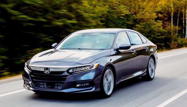 47 The Best 2020 Honda Accord Sedan New Concept