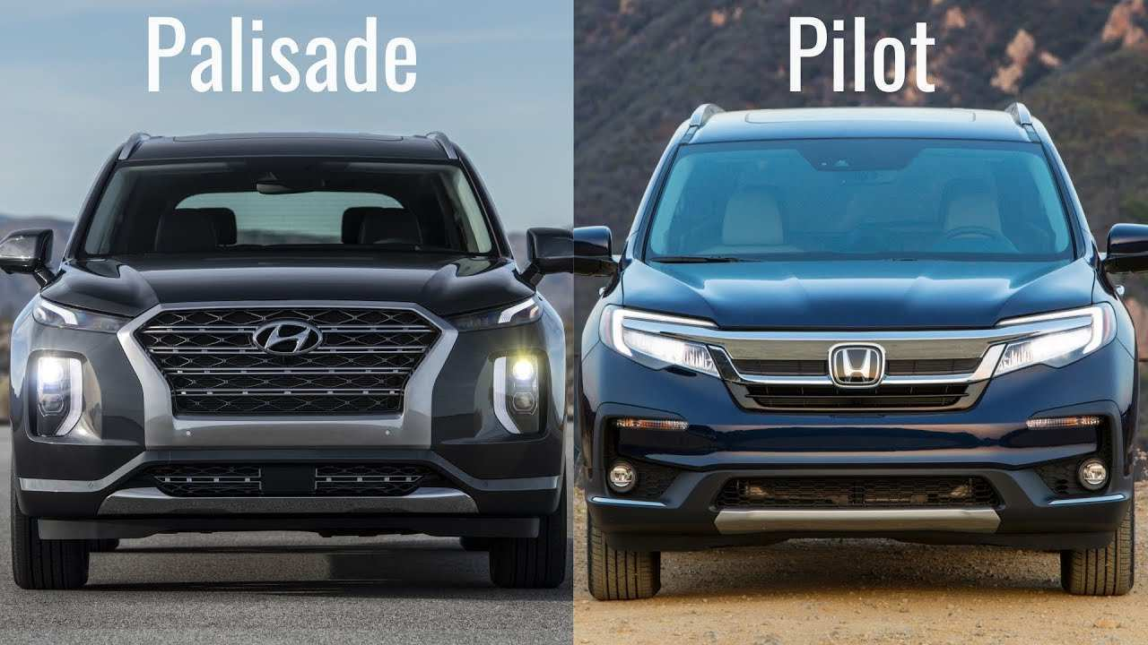47 The Best 2020 Honda Pilot Youtube Redesign And Concept
