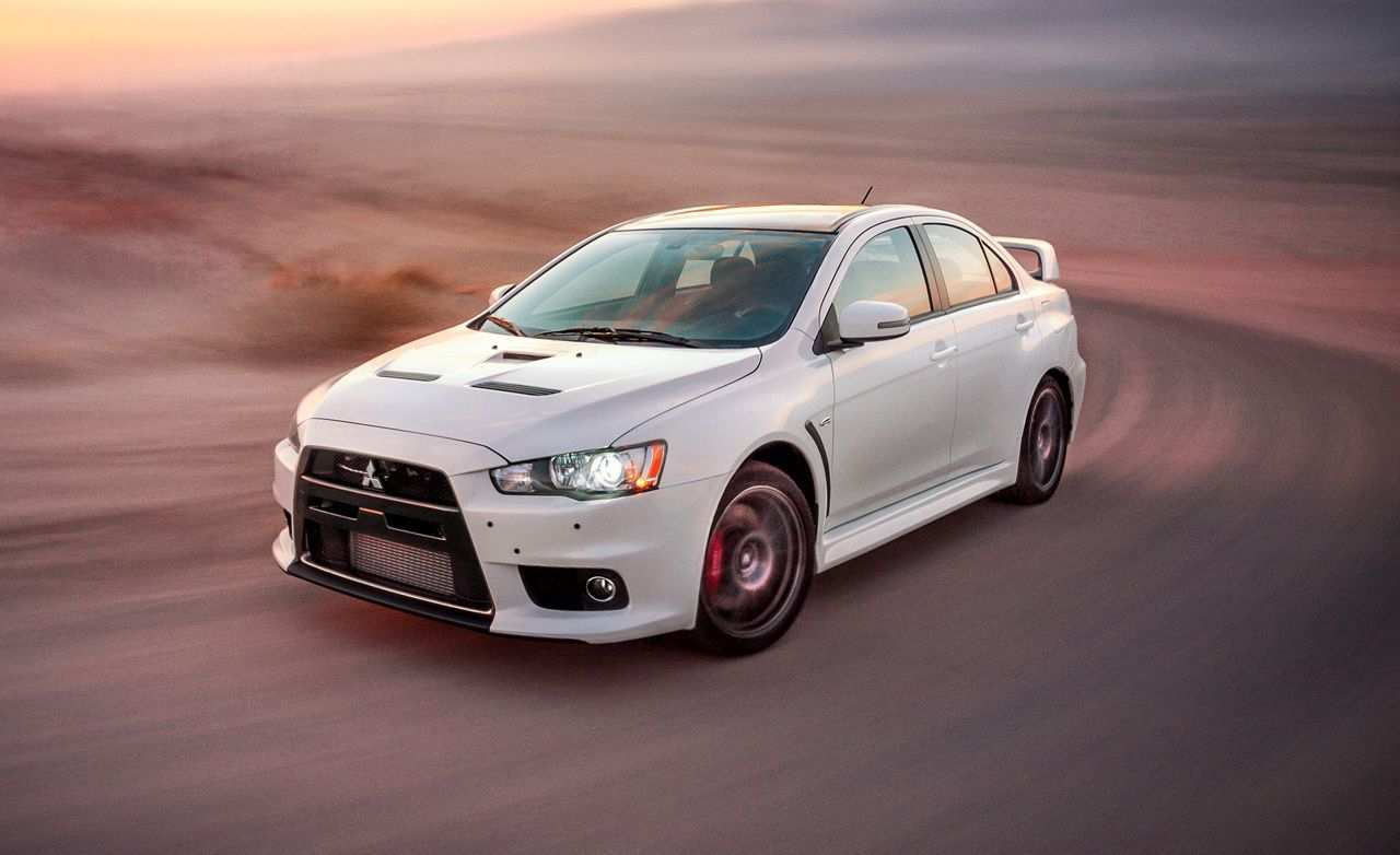 47 The Best 2020 Mitsubishi Lancer EVO XI Redesign