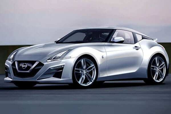 47 The Best 2020 Nissan Z Redesign Interior