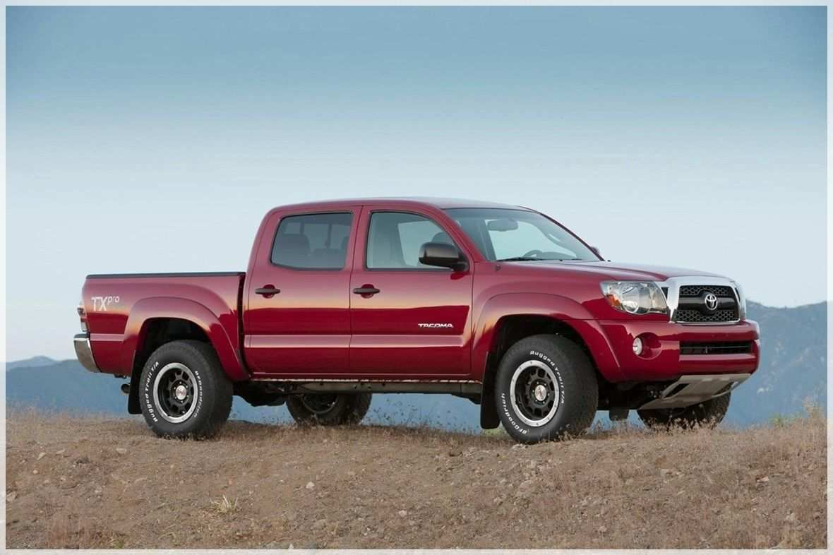 47 The Best 2020 Toyota Tacoma Diesel Trd Pro Picture