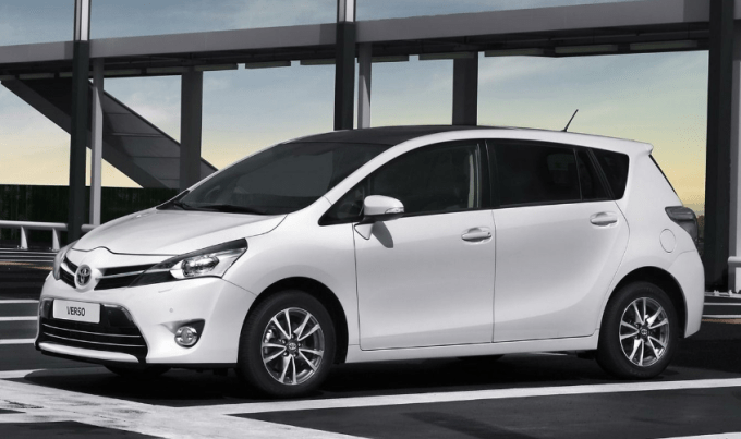 47 The Best 2020 Toyota Verso Rumors