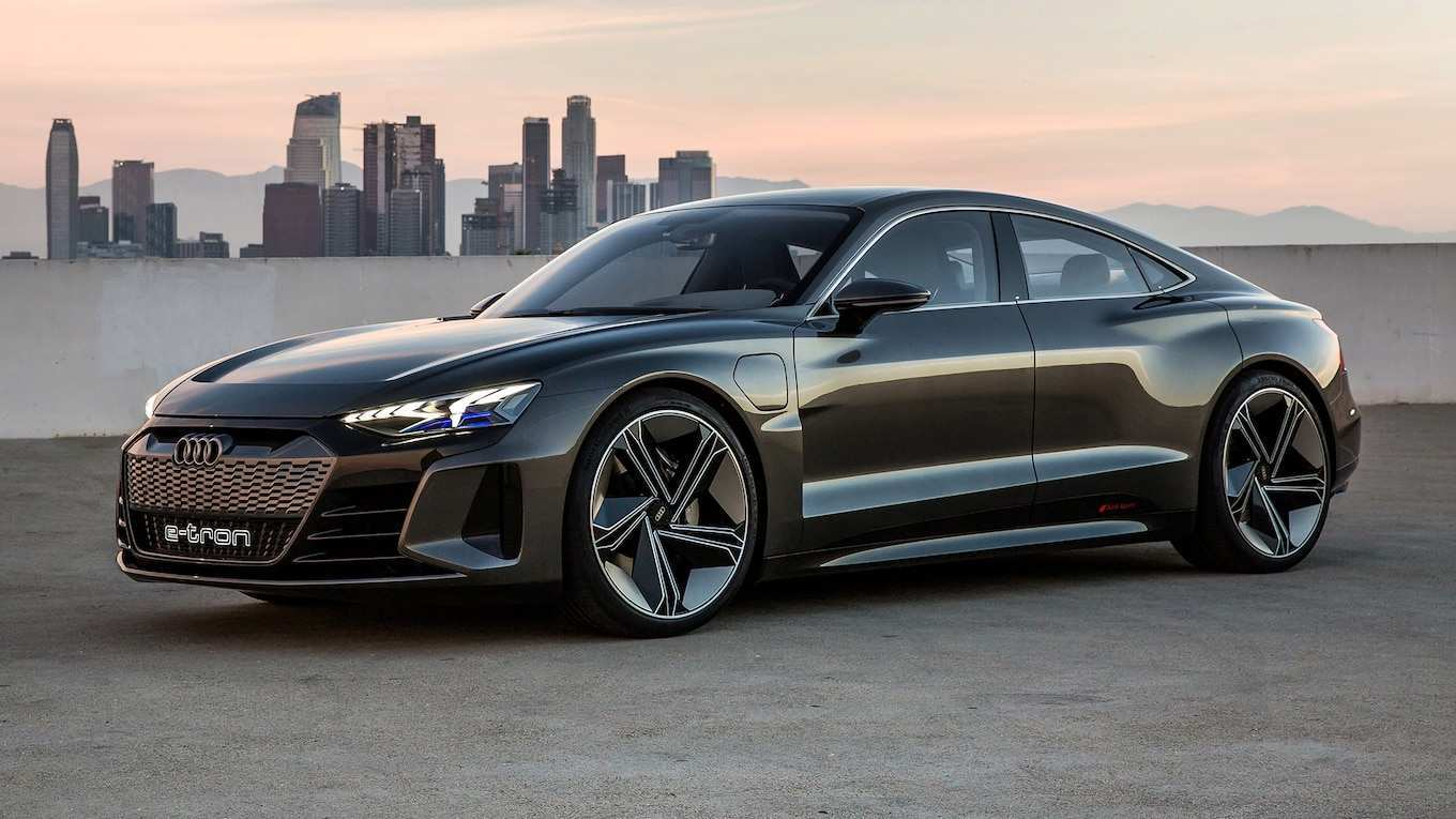 47 The Best Audi Hybrid 2020 Interior