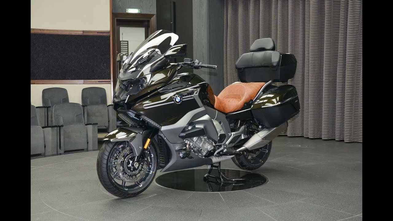 47 The Best BMW K1600Gt 2020 Picture