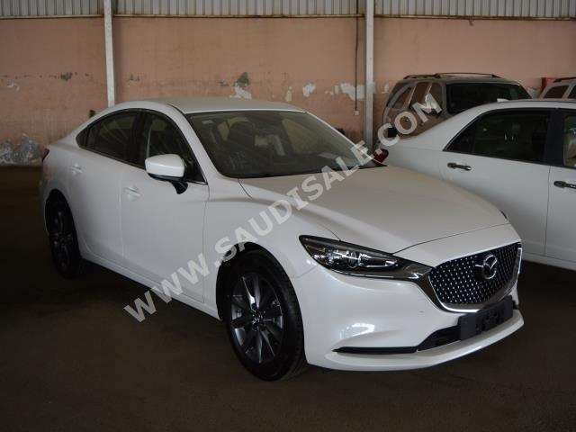 47 The Best Mazda 6 2019 White Redesign