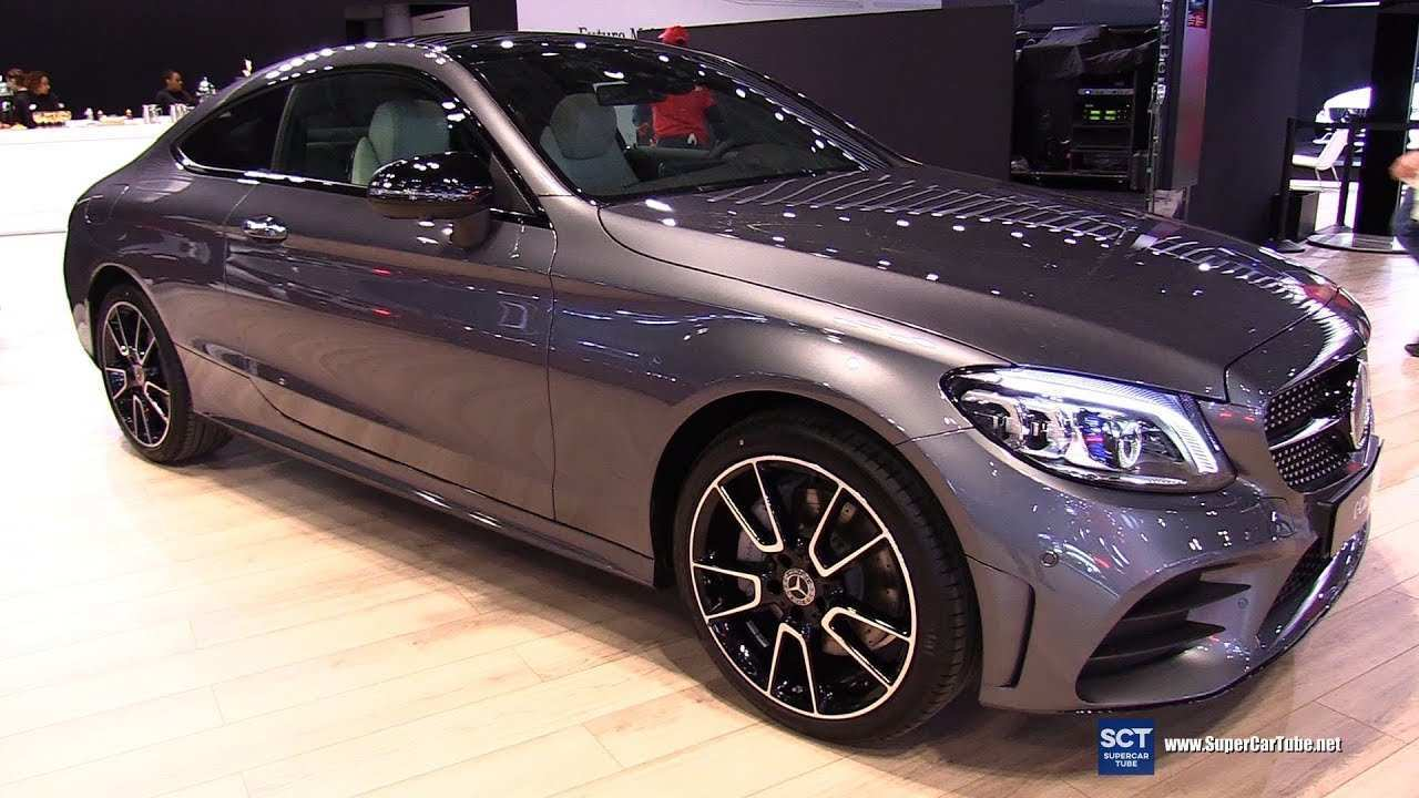 47 The Best Mercedes C Class Coupe 2019 Price