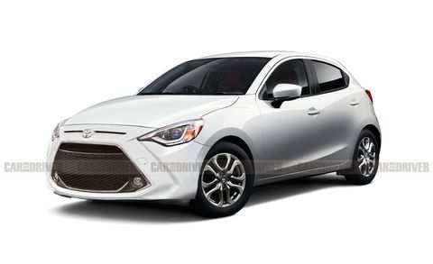 47 The Best Toyota Yaris Sedan 2020 Concept And Review