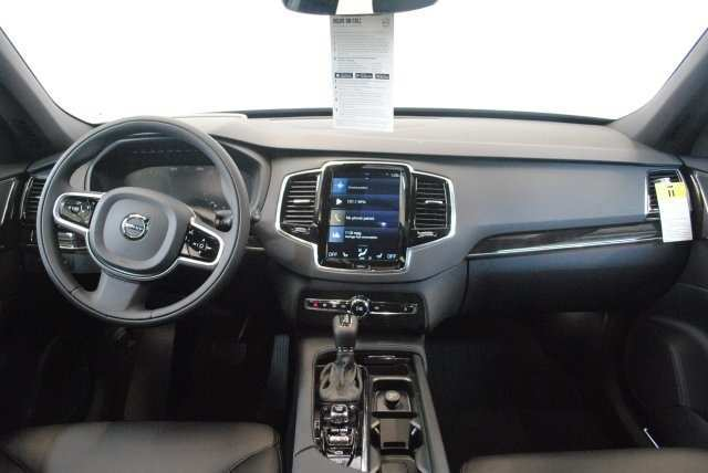 47 The Best Volvo Xc90 2019 Interior Release Date And Concept