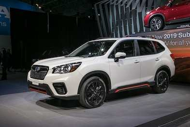 47 The Dimensions Of 2019 Subaru Forester Price And Release Date